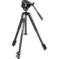 MANFROTTO 190 CF TRIPOD, carbon