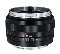 Carl Zeiss Planar T 1.4/50mm ZE