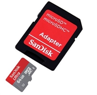 SanDisk Ultra 64 gb Micro SD XCI